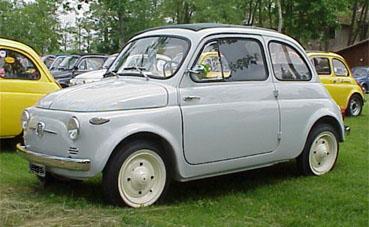 Fiat Nuova 500 Scheda 500 Economica Trasformabile